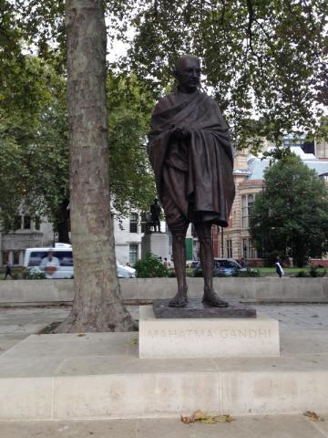 Philip Jackson, 'Mahatma Gandhi', 2015