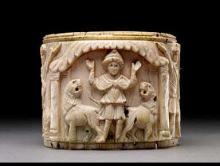 British Museum Daniel pot