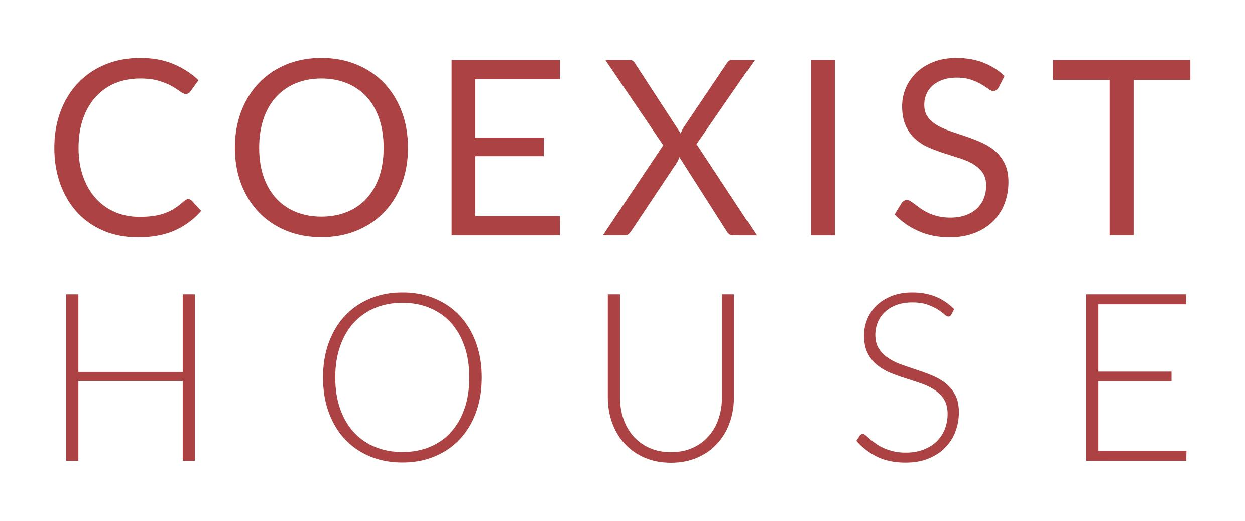 Coexist House logo