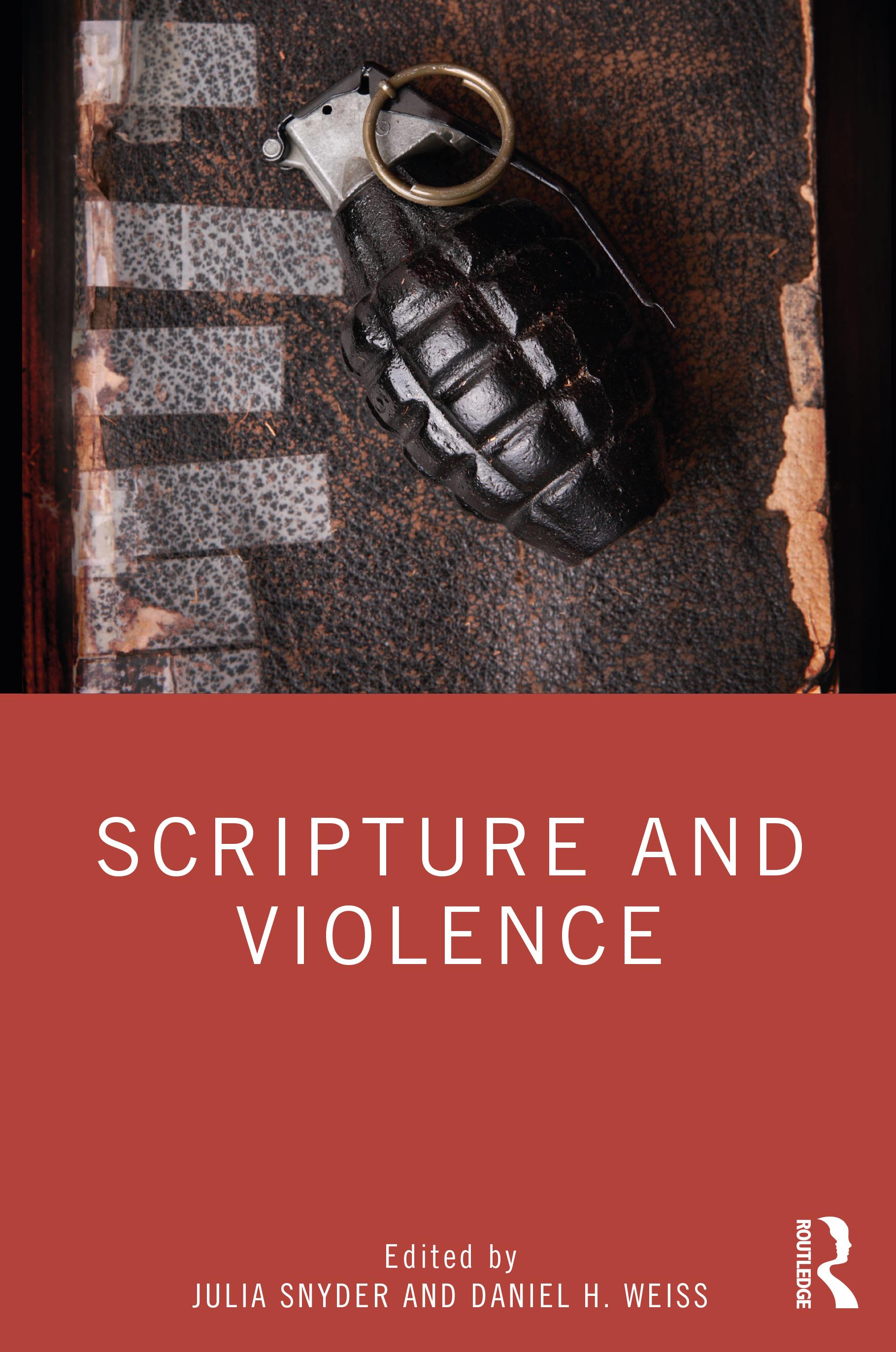 Scripture and Violence Book Cover